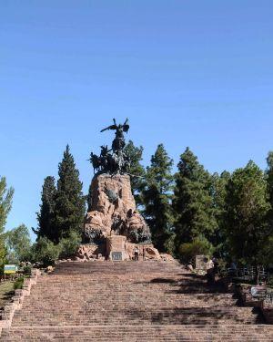 Mendoza - Cerro de la Gloria