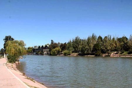 Mendoza - Lac du Parc General San Martin