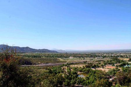 Mendoza - Vue du Cerro de la Gloria