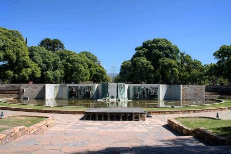 Mendoza - Plaza Indeendencia