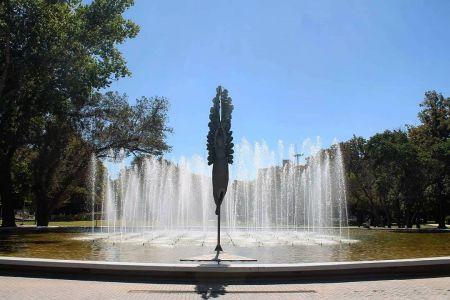 Mendoza - Fontaine Parc General San MArtin