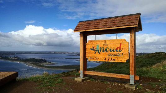 Ancud - Mirador Hueihuen