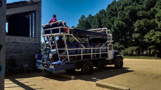 Cabo Polonio - Camion 2