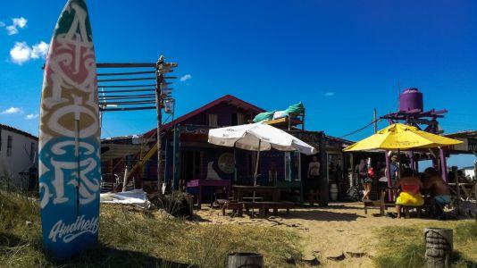 Cabo Polonio - Centre ville