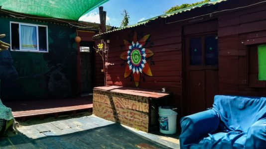 Cabo Polonio - Green Hostel 2