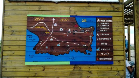Cabo Polonio - Plan
