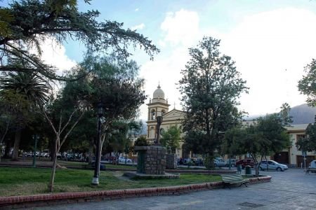 Cafayate - Place Centrale