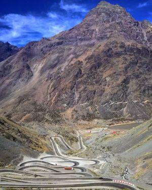 Cordillère Des Andes - Los Caracoles