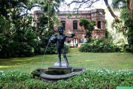 Buenos Aires - Jardin Botanico