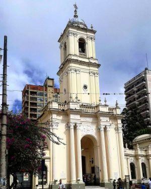 Jujuy - Cathédrale De San Salvador De Jujuy