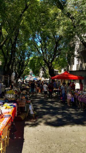 Montevideo - Feria