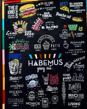 Montevideo - Habemus Hostel
