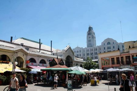 Montevideo - Mercado Del Puerto