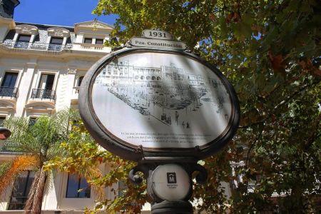 Montevideo - Plaza Constitucion
