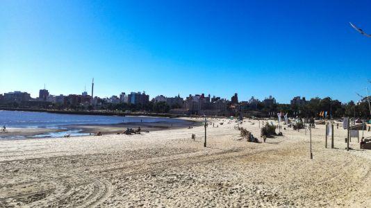 Montevideo - Plage 2