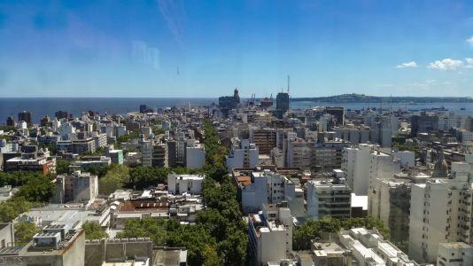 Montevideo - Vue du Mirador