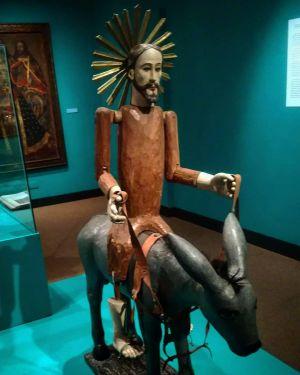 Buenos Aires - Musée Hispanoamericano sculpture