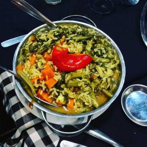 Norte Restaurant - Riz Aux Légumes