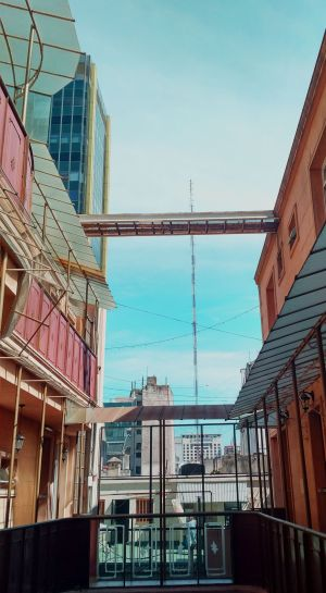 Art Factory On Tap - vue de l'étage