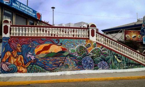 Pichilemu - Street Art