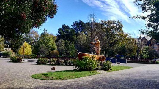 Pucon - Plaza 12 de Octubre