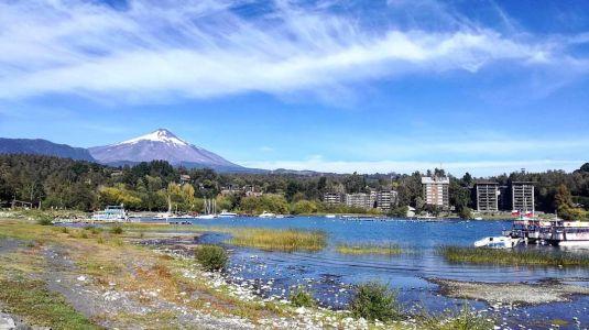 Pucon - Lac Villarica 2