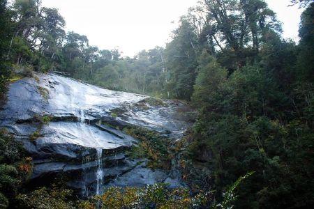 Pucon - Parc Huerquehue Cascade