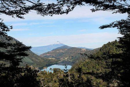 Pucon - Parc Huerquehue Lac 2