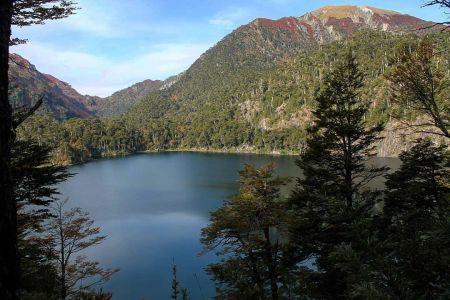 Pucon - Parc Huerquehue Lac 4