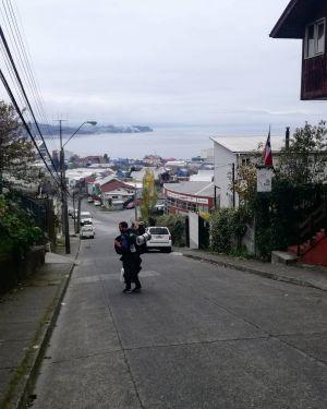 Puerto Montt - Arrivée