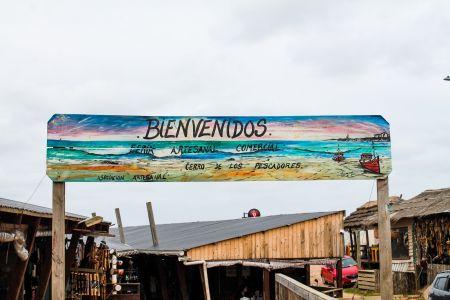 Punta Del Diablo - Pancarte