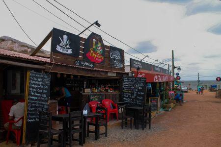 Punta Del Diablo - Centre Ville