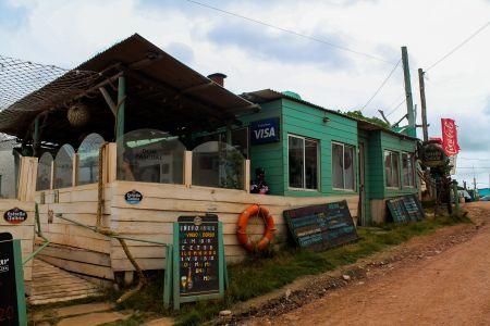 Punta Del Diablo - Restaurant
