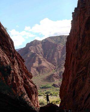 Quebrada De La Conchas 4