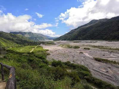 Roadtrip - Mirador Del Río Grande Y El Puente De Jaire