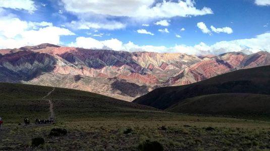Roadtrip - Montagne Des 14 Couleurs 2