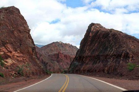 Roadtrip - Paysage