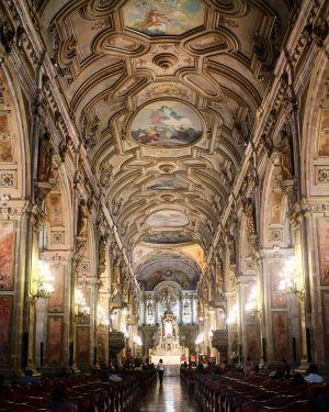 Santiago - Cathédrale