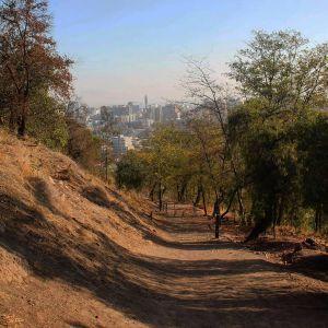 Santiago - Cerro San Cristobal 5
