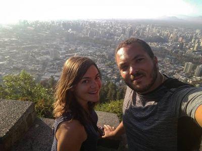Santiago - Cerro San Cristobal 3