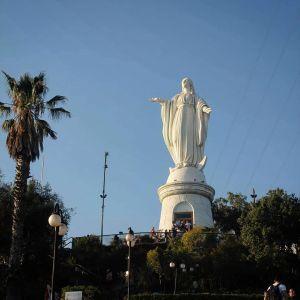 Santiago - Cerro San Cristobal 4