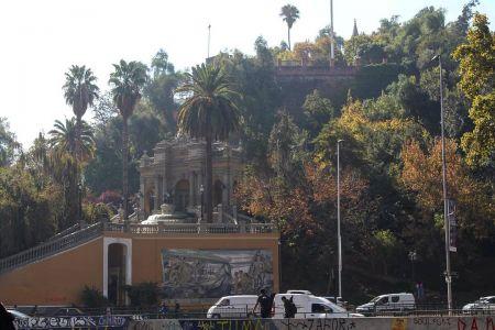 Santiago - Cerro Santa Lucia 2