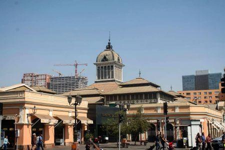 Santiago - Mercado Central 3