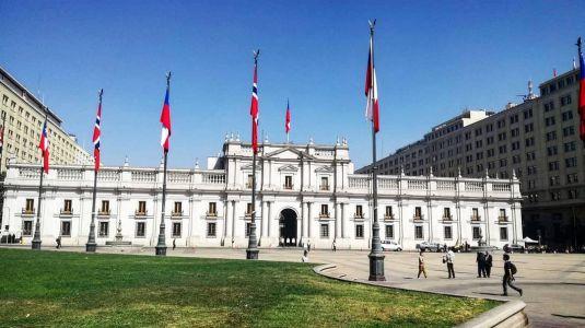 Santiago - Palais De La Monnaie