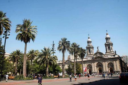 Santiago - Plaza De Armas 2