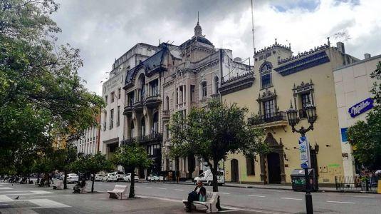 Tucuman - Centre Ville 2