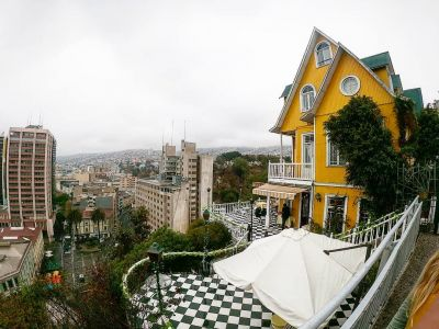 Valparaiso - Hôtel Brighton