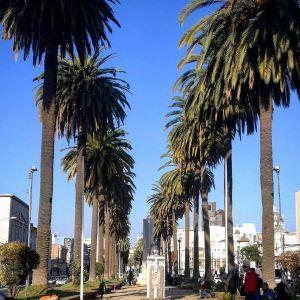 Valparaiso - Quartier Plan