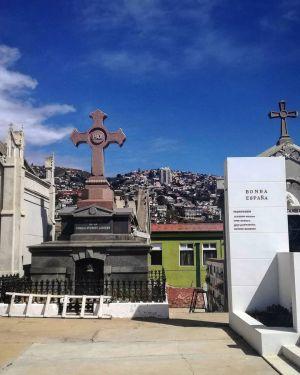 Valparaiso - Cimetière 2