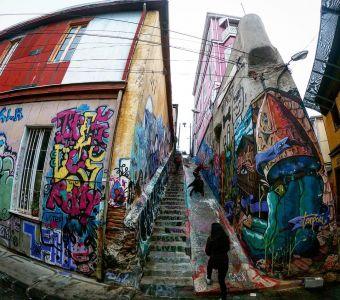 Valparaiso - Free Tour